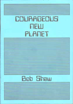 Courageous New Planet cover