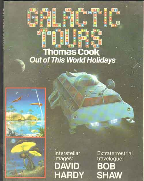 Galctic Tours Paperback